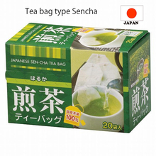 Japanese Green tea sencha tea pack