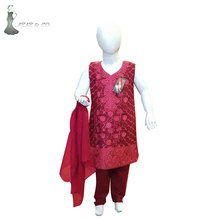Popular Kids Dress Wear Dress\Embroidered Dress
