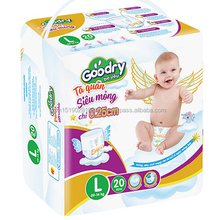 Ultra Thin Baby Pant Diapers