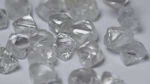 White Natural Diamonds Low Price Loose Rough Natural Diamonds/ Uncut