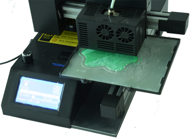 Multifuntional 3D Printing and Laser Cutting 3D Printer Machine
