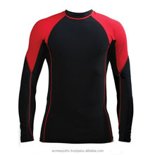 rash guard shirts - Rash Guard Shirts and Thermal Compression Shorts