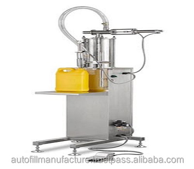 AF SEMI AUTO 1 TO 5 LITERS SMALL PACK FILLING MACHINE