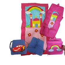 Kids Foldable Prayer Mat with Bag