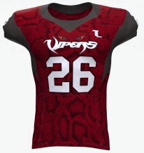 100% Polyester oem youth American Football Jersey