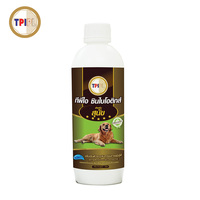 Liquid Supplement or Animal Feed Additive for Dogs or Dog animal Farm
