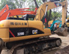 International Certificated Caterpillar Used Excavator 320D at low price, All Series Cat Hydraulic Digger for hot sale