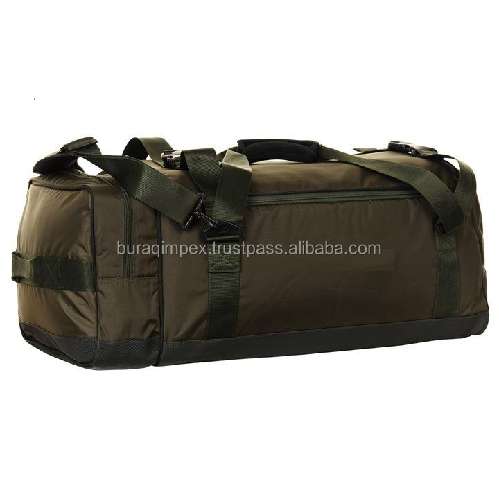 New fashion dua kencang kustom gym bags