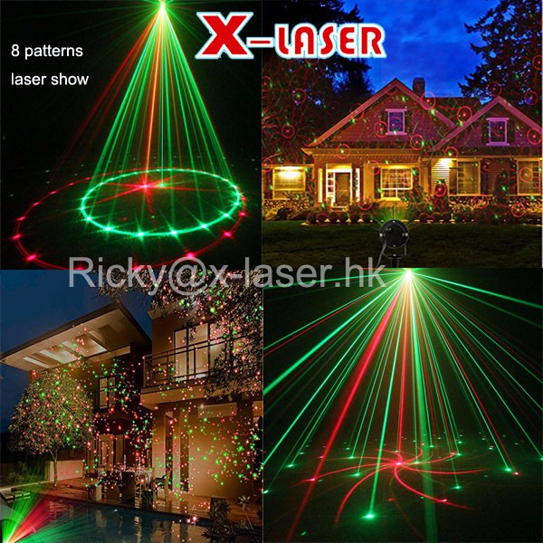christmas star master light projector garden decrative light landscape projector