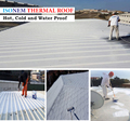 ISONEM THERMAL ROOF INSULATION MATERIAL ENEGY SAVER PAINT FOR ROOF