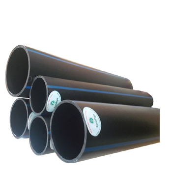8bar 110mm Diameter and 5.3mm thickness HDPE Pipe