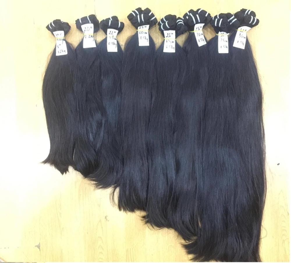 straight brazilian hair, remy wholesale virgin human hair weft