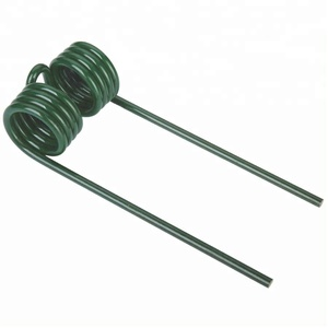 Agricultural machinery replacement spare part E90235 baler fluffer tooth pick-up finger steel spring tine