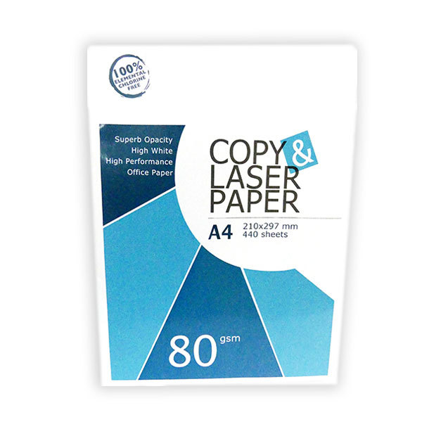Copy / Laser Paper A4 80gsm / 75gsm / 70gsm / Paperline Gold ,Xerox Performer, A4 Paper sale