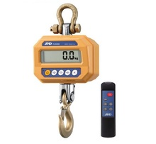 Japan quality compact hook type wireless digital crane scale