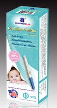 DiagnosUS LH Ovulation Test FDA Approved