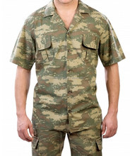 %100 Cotton Ripstop Military Uniform Fabric