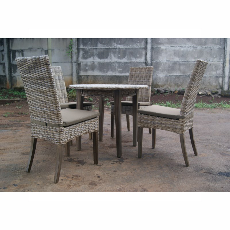 Bagus Dining Set Rattan High Quality Furniture
