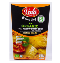 2017 Alibaba Hot Products with FAD SGS Standard High Quality Organic Yellow Curry Instant Soup