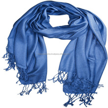 popular series pashmina scarf shawl 100% Viscose Cashmere feel scarf