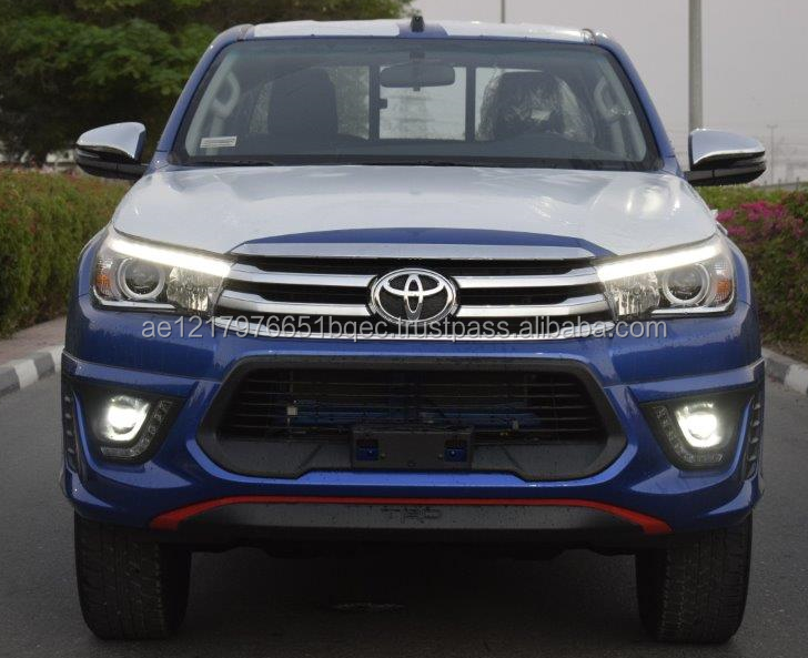 New Hilux 4.0l Petrol TRD for sale in Dubai for Cheap cars