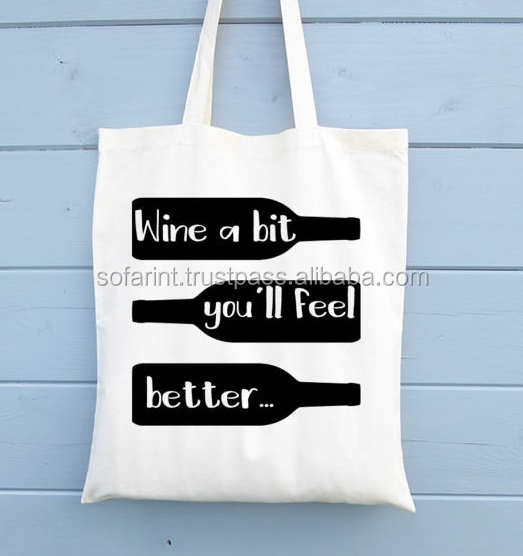 CANVAS TOTE BAG, SHOPPING BAG, GROCERY BAG & PROMOTIONAL TOTE BAGS