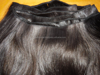2017 fashionest natural color high quality 9A no shedding no tangle virgin human brazilian best hair extension sellers