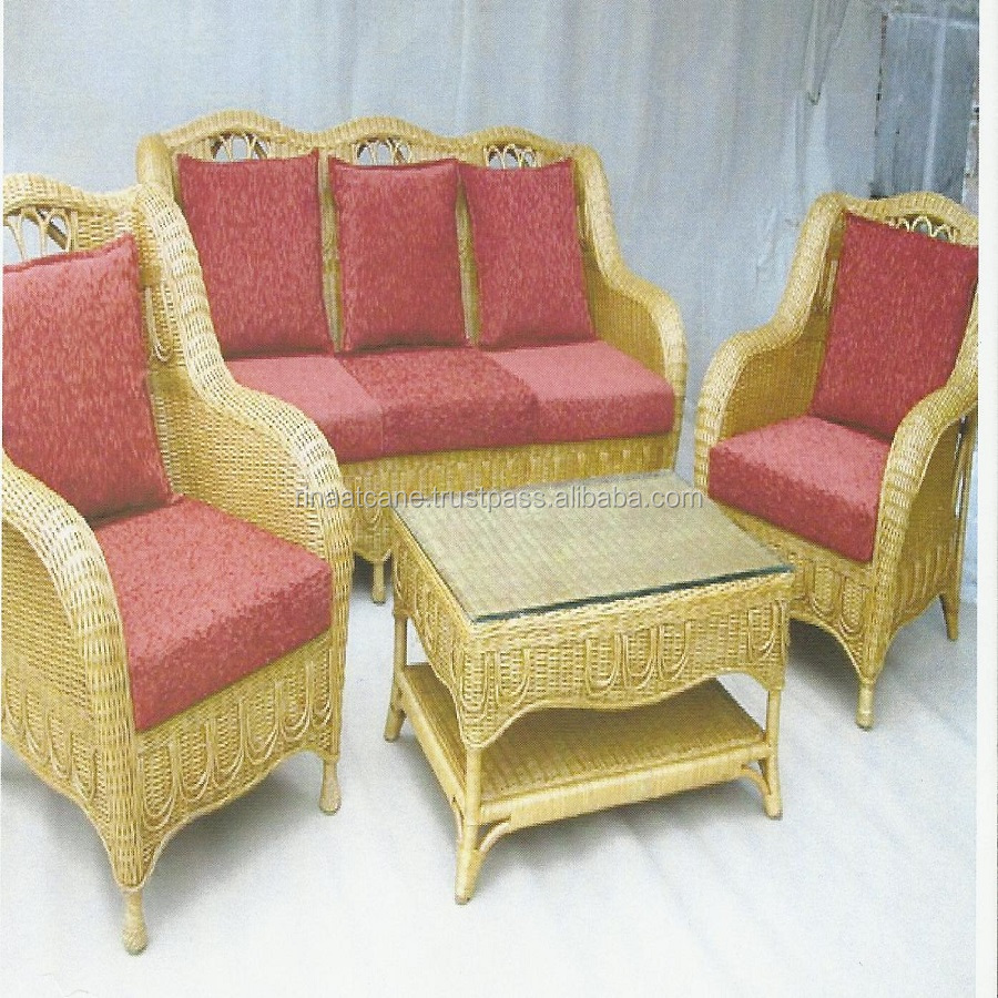 Crown Rattan Furniture Set
