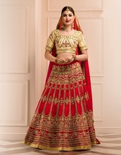 beautiful bridal lehenga 2017