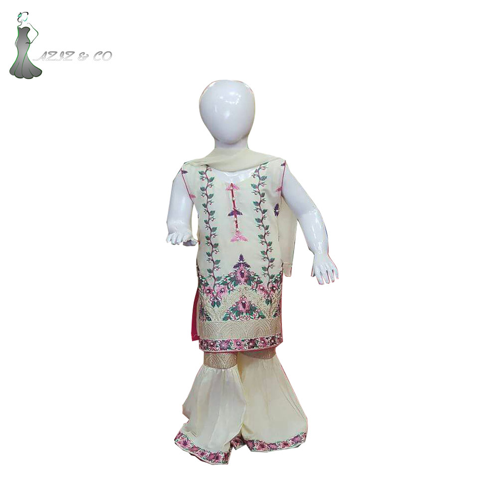 Hot selling Embroidery Best Dress For Kids