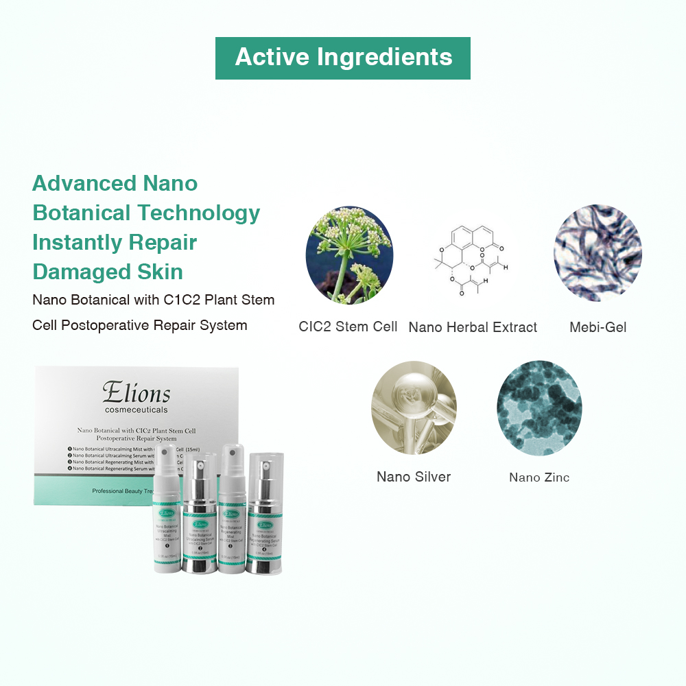 Nano Fast Repair Microdermabrasion Stem Cell Serum