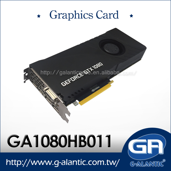 GA1080HB011 - GeForce GTX 1080 8G GDDR5X Video Graphics Card