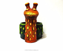 Snail Animal Shaped Garden Flower Pot/Planter