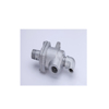 high quality duoflow Stainless Steel male steam rotary joint