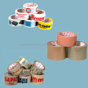 BOPP Self adhesive packaging tapes supplier from India