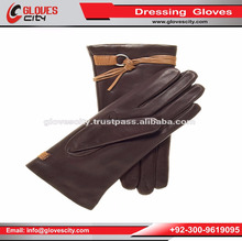 Wholesale Women's FASHION Leather Dress Gloves
