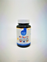 MHD: DHA Smarties - Child Omega 3 DHA Supplements 60 Chewable Soft Gels.