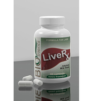 Best Liver Supplement with Milk Thistle Extract