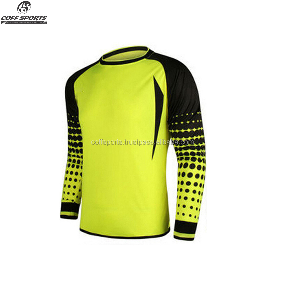 Imported From Pakistan Goalkeeper jersey Manufacturer