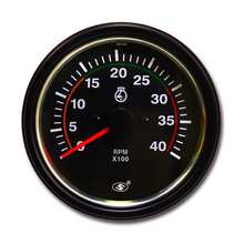 85mm competitive price electric tachometer motor rpm <strong>meter</strong>