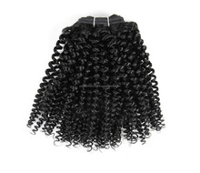 Virgin Afro Remy Human Hair Extension Tangle Free Kinky Curly Human Hair 100g hair extensions