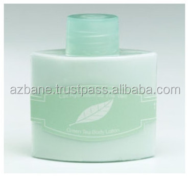 Azbane The Vert Collection Refreshing Hotel Guest Amenities Moisturizing Body Lotion Plastic Cap 30 ml (1 fl.oz)
