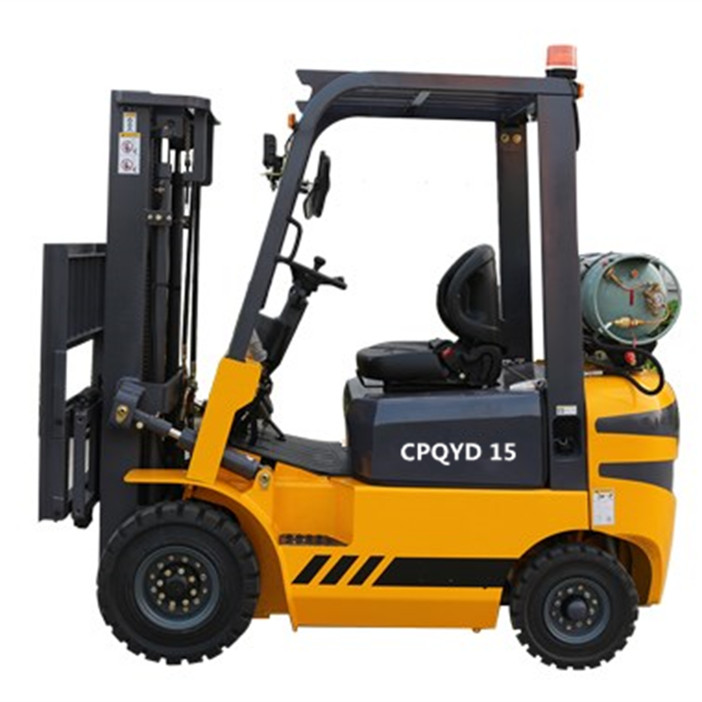 VMAX 1.5tons <strong>LPG</strong> CPQYD15 Gasoline engine forklift truck with GQ-4Y and IMPCO <strong>Conversion</strong> device