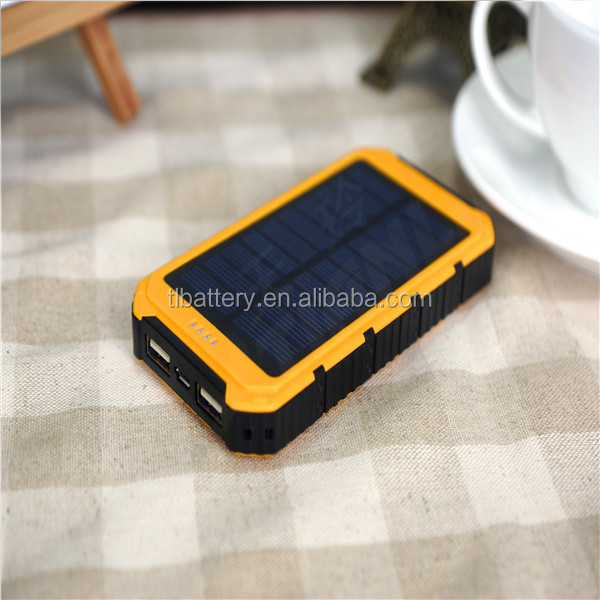 Quick charging 8000mah manual for power bank good quality