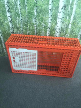 Manufacturer 100% best quality type CHICKEN CAGE/chicken transportation cage-poultry transport crate/cage