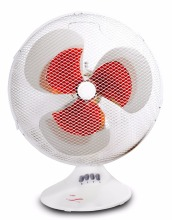 TURBO Electric fan - POWERFUL BREEZE WITH DOUBLE BLADE