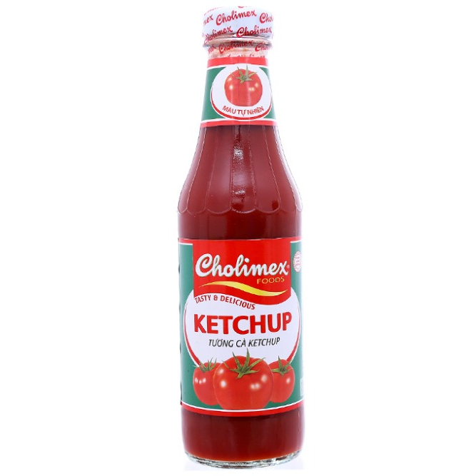 Tomato Ketchup Sauce Tasty and Delicious 330g