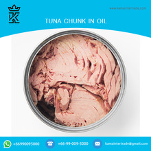 Canned TUNA in Oil from Thailand