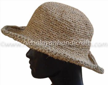 Wire Brim Hat HCWB 0040