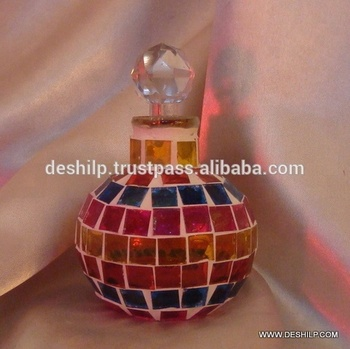 GLASS PERFUME BOTTLE AND DECANTER, REED DIFFUSER,DECORATIVE PERFUME BOTTLE